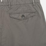 Мужские шорты C.P. Company Stretch Ottoman Bermuda Dark Grey фото- 1