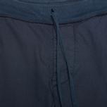 Мужские шорты C.P. Company Stretch Poplin Bermuda Dark Blue фото- 2