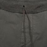 Мужские шорты C.P. Company Stretch Poplin Bermuda Dark Grey фото- 2