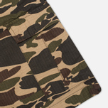 Мужские шорты Carhartt WIP Aviation Columbia Ripstop Camo Isle Rinsed фото- 5