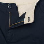 Мужские шорты Carhartt WIP Aviation Columbia Ripstop Duke Blue Rinsed фото- 4