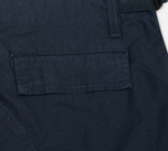 Мужские шорты Carhartt WIP Aviation Columbia Ripstop Duke Blue Rinsed фото- 1