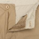Мужские шорты Carhartt WIP Aviation Columbia Ripstop Leather Rinsed фото- 4