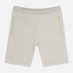 Carhartt WIP Chase Sweat Men`s Shorts Grey Heather photo- 0