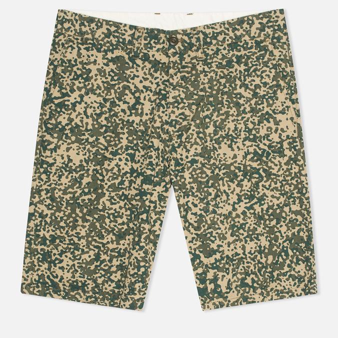 Мужские шорты Carhartt WIP Johnson Dexter Twill Camo Stain Leaf Rinsed