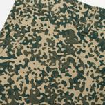 Мужские шорты Carhartt WIP Johnson Dexter Twill Camo Stain Leaf Rinsed фото- 4