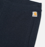 Мужские шорты Carhartt WIP Porter Sweat Duke Blue Heather/Resolution фото- 2