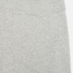 Мужские шорты Carhartt WIP Porter Sweat Grey Heather/Florida фото- 1