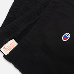 Мужские шорты Champion Reverse Weave Patch Logo Sweat Black фото- 3