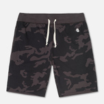Мужские шорты Champion x Todd Snyder Cut Off Sweat Black/Camo фото- 0