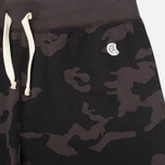 Мужские шорты Champion x Todd Snyder Cut Off Sweat Black/Camo фото- 2