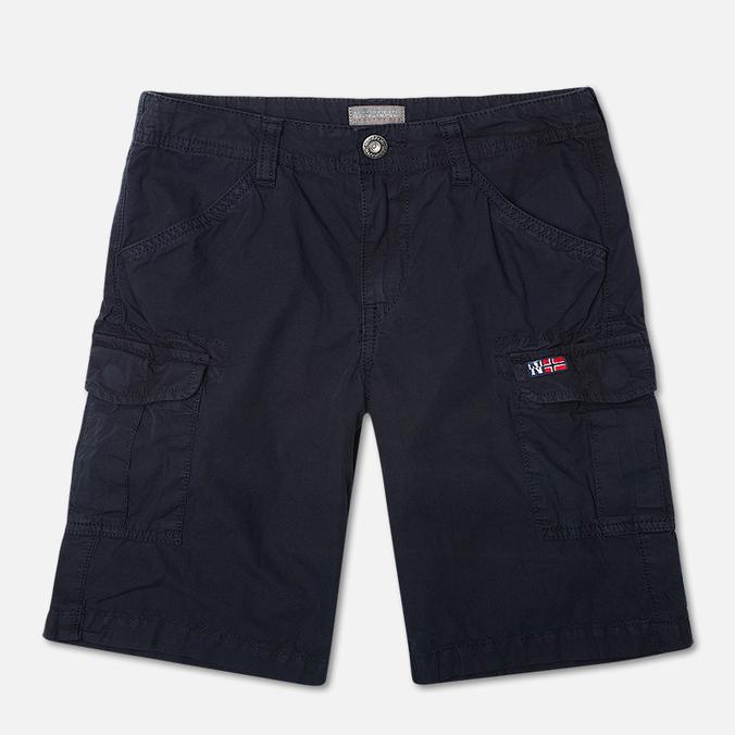Детские шорты Napapijri K Nira Blue Marine