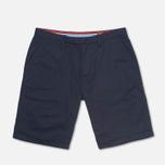 Мужские шорты Fred Perry City Navy фото- 0