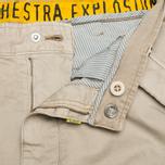 Мужские шорты Grunge John Orchestra. Explosion 8M44ZA Beige фото- 4