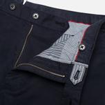 Мужские шорты Hackett Chino Navy фото- 3