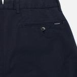 Мужские шорты Hackett Chino Navy фото- 1