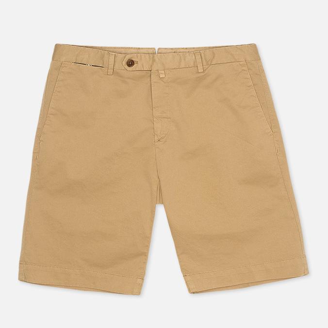 Hackett Chino Men`s Shorts Sand