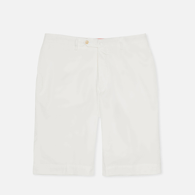Hackett Cotton Men`s Shorts Cream