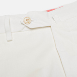 Hackett Cotton Men`s Shorts Cream photo- 2