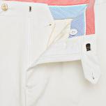 Мужские шорты Hackett Cotton Cream фото- 3