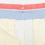 Hackett Cotton Men`s Shorts Cream photo- 4