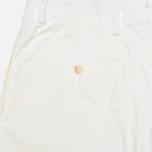 Hackett Cotton Men`s Shorts Cream photo- 1