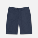 Hackett Cotton Men`s Shorts Navy photo- 0
