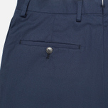 Hackett Cotton Men`s Shorts Navy photo- 1