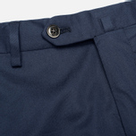 Hackett Cotton Men`s Shorts Navy photo- 3