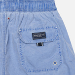 Мужские шорты Hackett Washed No 1 Volley Bright Blue фото- 2