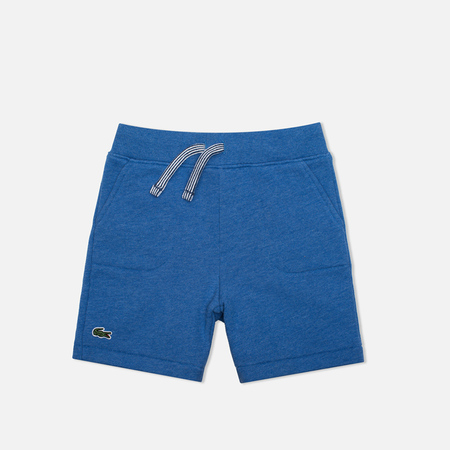 Lacoste Knit Children's Shorts Chine