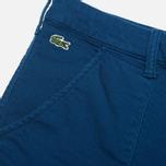 Lacoste Double Face Cotton Bermuda Men`s Shorts Philippines Blue photo- 2