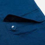 Lacoste Double Face Cotton Bermuda Men`s Shorts Philippines Blue photo- 3