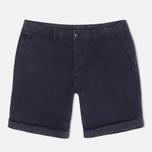 Lacoste Live Cotton Twill Men`s Shorts Marine photo- 0