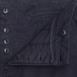 Lacoste Live Cotton Twill Men`s Shorts Marine photo- 2