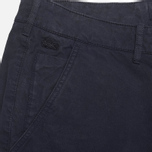 Lacoste Live Cotton Twill Men`s Shorts Marine photo- 1