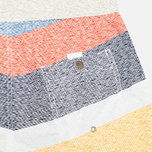 Lacoste Swim Block Stripes Men`s Shorts Multicolor photo- 1