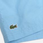 Мужские шорты Lacoste Taffeta Swim Naval/Blanc фото- 1