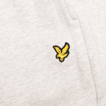 Мужские шорты Lyle & Scott Logo Sweat Light Grey Marl фото- 1