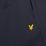 Мужские шорты Lyle & Scott Logo Sweat New Navy фото- 1