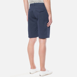 MA.Strum Military Base Flat Front Short Cool Navy photo- 2