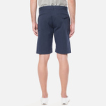 Мужские шорты MA.Strum Military Base Flat Front Short Cool Navy фото- 3
