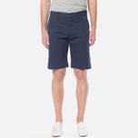 MA.Strum Military Base Flat Front Short Cool Navy photo- 4