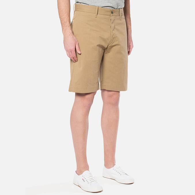 Мужские шорты MA.Strum Military Base Flat Front Short Khaki