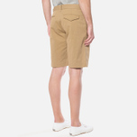 Мужские шорты MA.Strum Military Base Flat Front Short Khaki фото- 2
