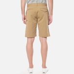 Мужские шорты MA.Strum Military Base Flat Front Short Khaki фото- 3