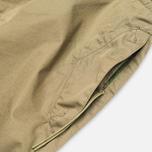 Мужские шорты Maharishi Summer 55 Organic Cotton Maha Olive фото- 4