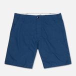 Nanamica Pier Men`s Shorts Blue photo- 0