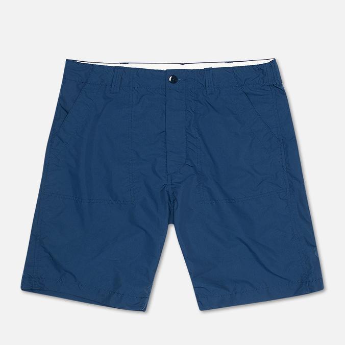 Nanamica Pier Men`s Shorts Blue