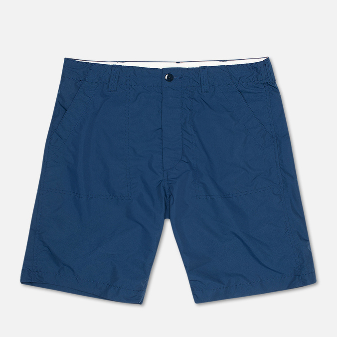Мужские шорты Nanamica Pier Blue
